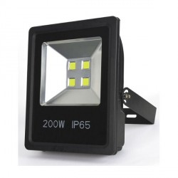 Proyector LED-Cob 200w IP65 6500ºk
