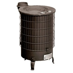 Estufa de leña LG2 9.5kW