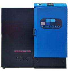 Caldera biomassa Calorintra Digital 25