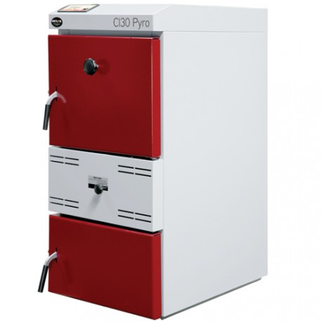 Caldera de llenya 30 kW CL30 Pyro